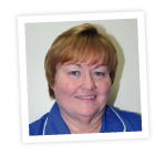 Lesley Hinchliffe - Support Sister and expert in Ocular Ultrasound